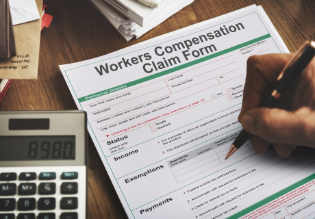 Workers Compensation Claims History
