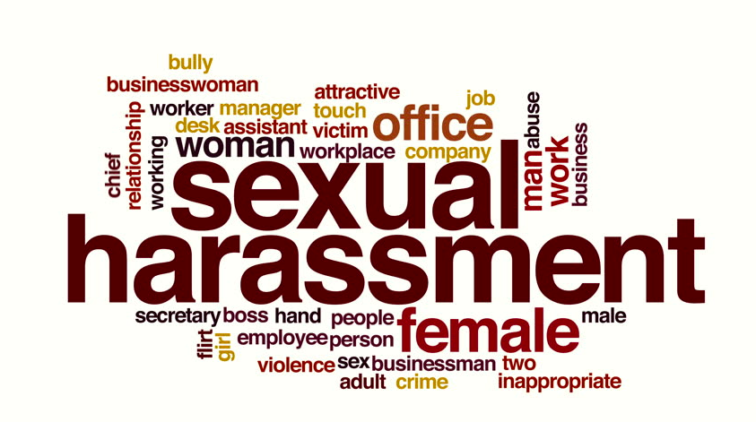 Other words for sexual harassment